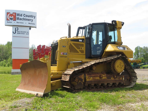 Dozer 135-145hp Rental