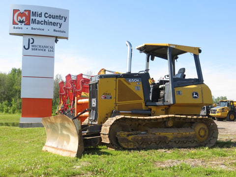 Dozer 90-100hp Rental