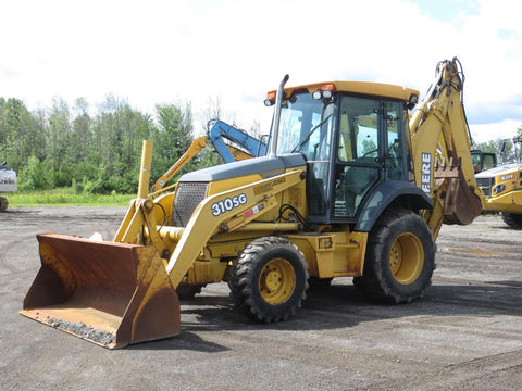 JOHN DEERE 2004 310SG LOADER BACKHOE