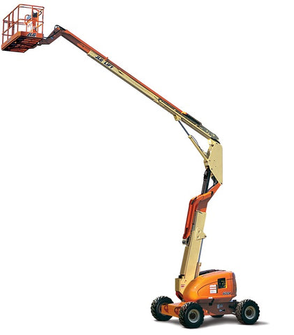 Boom Lift 125' Articulating