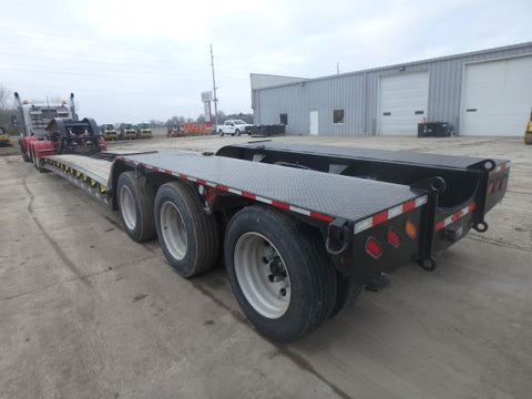 PITTS 55 TON 3 AXLE TRAILER