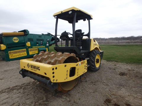 BOMAG 2018 BW145PDH-5 VIBRATORY COMPACTOR