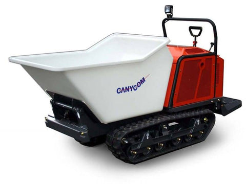 Concrete Buggy Rental