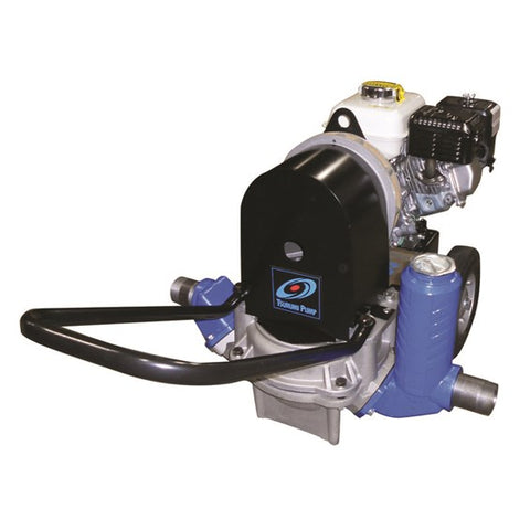 Pump Diaphragm Trash Pump  Rental