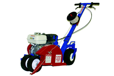 Bed Edger / Cable Layer Rental