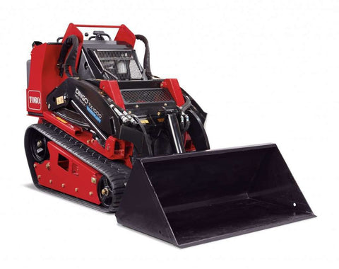 Toro Dingo Stand On Skid Steer