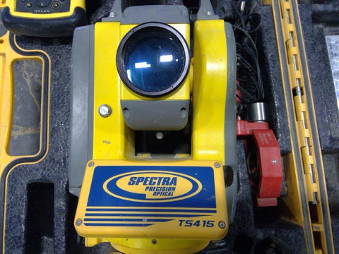 TRIMBLE TS415 TOTAL STATION