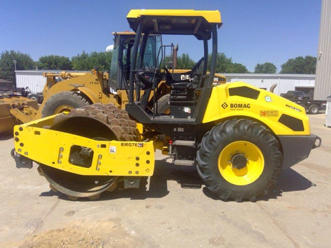 BOMAG 2018 BW177PDH-5 VIBRATORY COMPACTOR