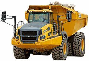 Haul Truck 60 Ton Rental