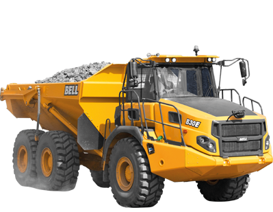 Haul Truck 30 Ton Rental