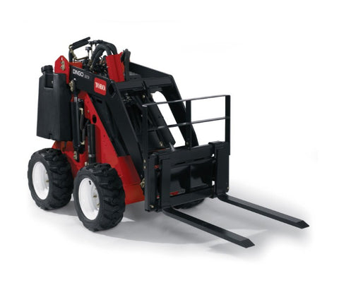 Toro Dingo Forks Attachment