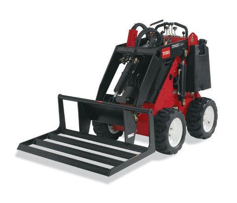 Toro Dingo Leveler Attachment