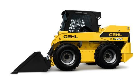 Tired Skid Steer Rental