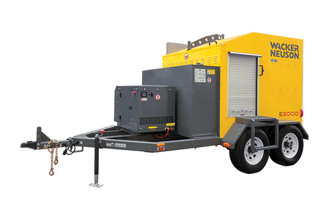 Ground Heater Rental