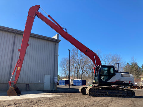 LINK BELT 2018 250X4 LONG REACH EXCAVATOR