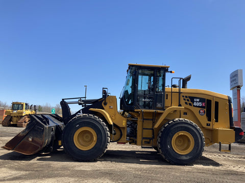 SANY 405 WHEEL LOADER