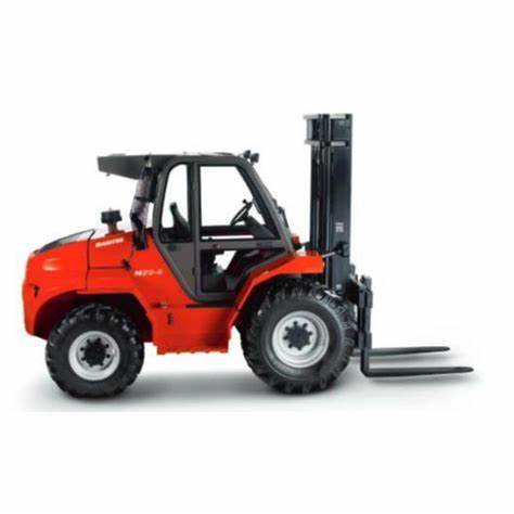 Forklift Mast 11k Rough Terrain Rental