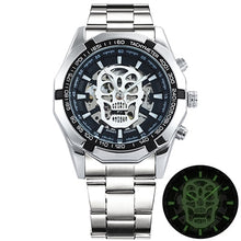 Load image into Gallery viewer, T - Winner Mens Skeleton Automatic Mechanical  Watch