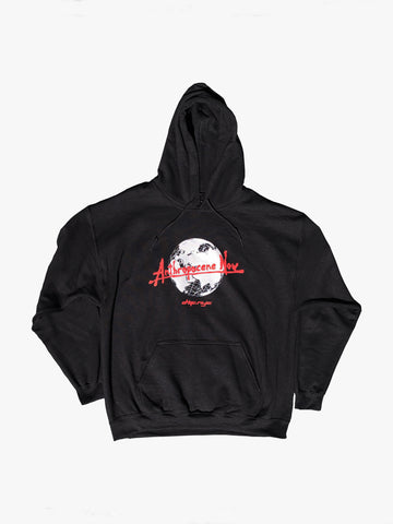 Anthropocene Now Hoodie - Black