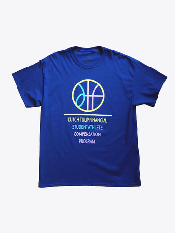 NCAA Tee - InkBlue