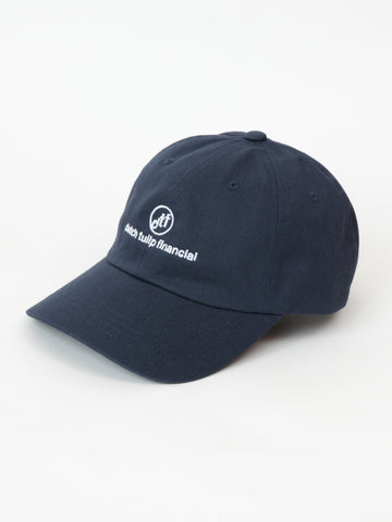 Corporate Logo Cap - Navy