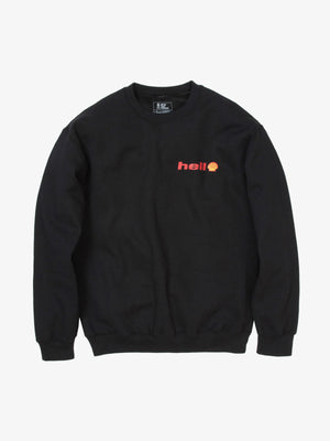 Gasoline Dreams Sweat - Black