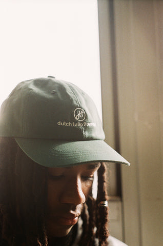 Corporate Logo Cap - Green