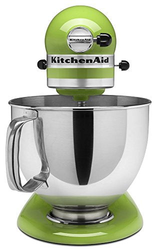 Kitchen Aid 5KSM150 Stand Mixer Green Apple- 220 Volts Only! Will Not Work  In The USA