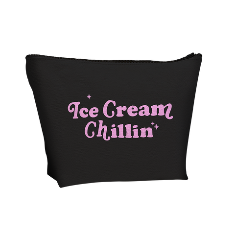 ICE CREAM COSMETIC POUCH