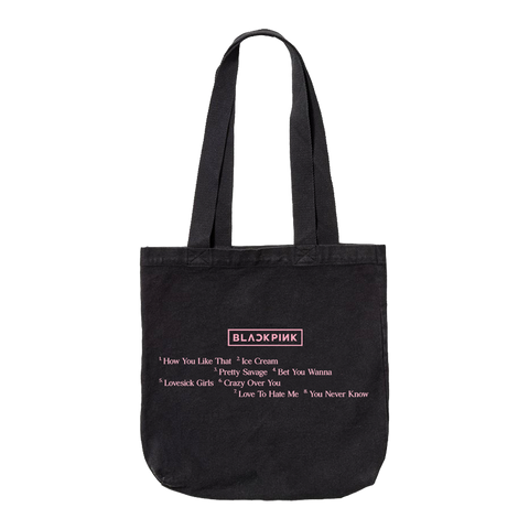 THE ALBUM TOTE