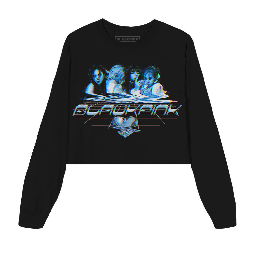 HYLT CROP L/S + DIGITAL ALBUM
