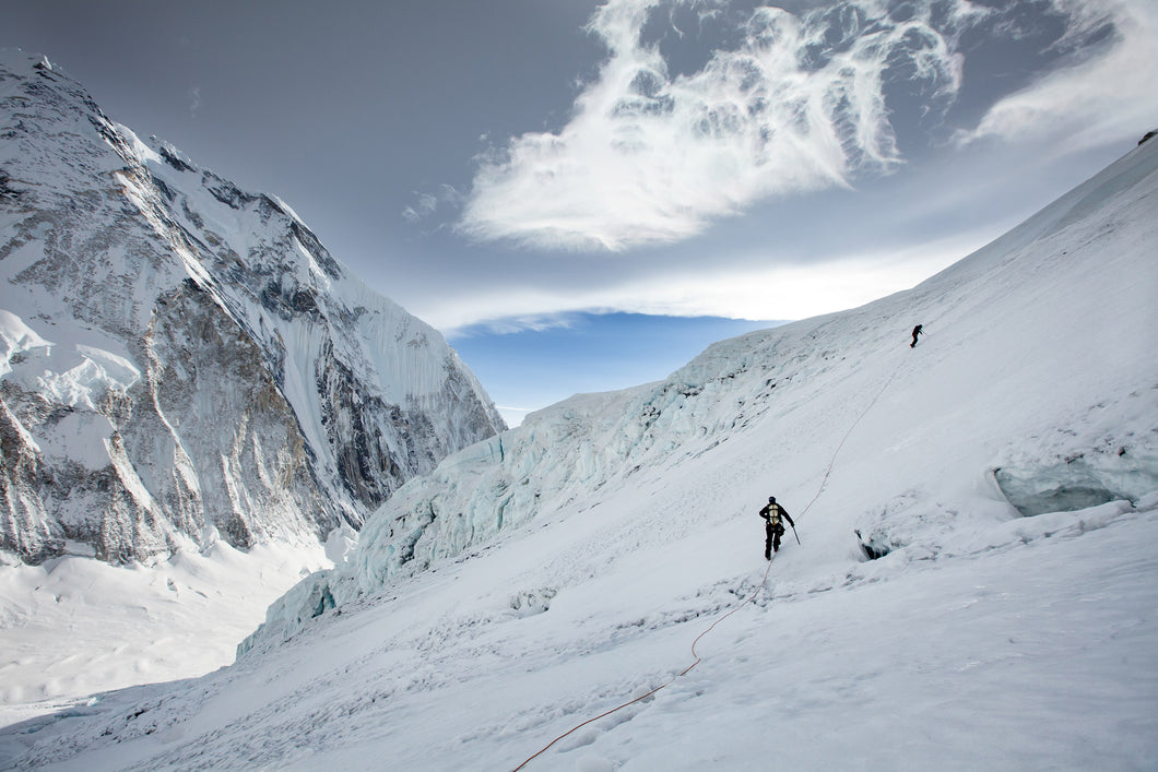 EAST RIDGE OF EVEREST