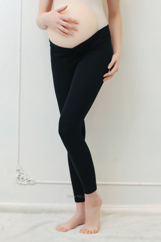 HOT SALE🔥 - 2018 Low Waist Maternity Leggings