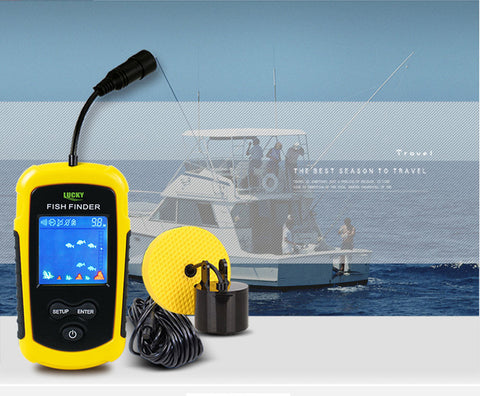 Premium Sonar Portable Fish Finder
