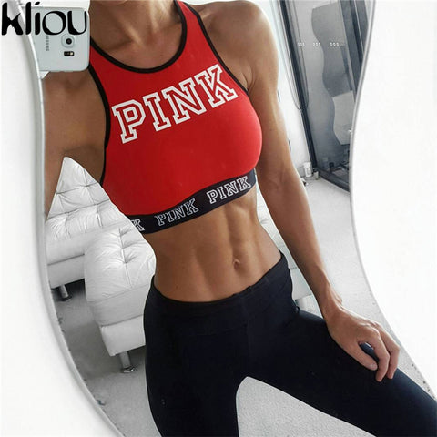 Sexy & Vibrant Fitness Crop Top - HOT PRODUCT!