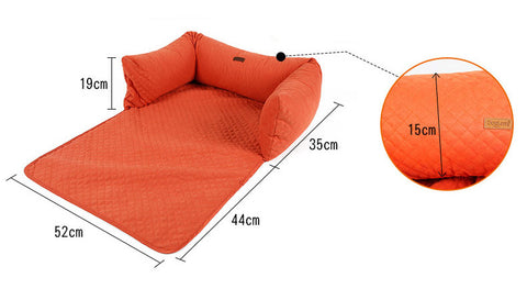 Super Comfy Pet Couch - Furniture Protector