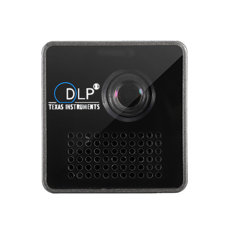 Wireless Pocket Size Projector 【1080P HD Quality!】