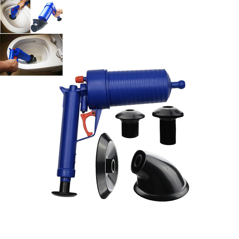 Air Blaster - Drain Plunger 【So Simple to Use】