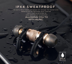 FlexiMax™ - Sweatproof Bluetooth Headphones