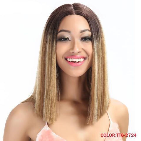 Noble Straight Synthetic Hair