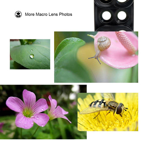 6 IN 1 LENS FOR IPHONE 7Plus/8Plus & X