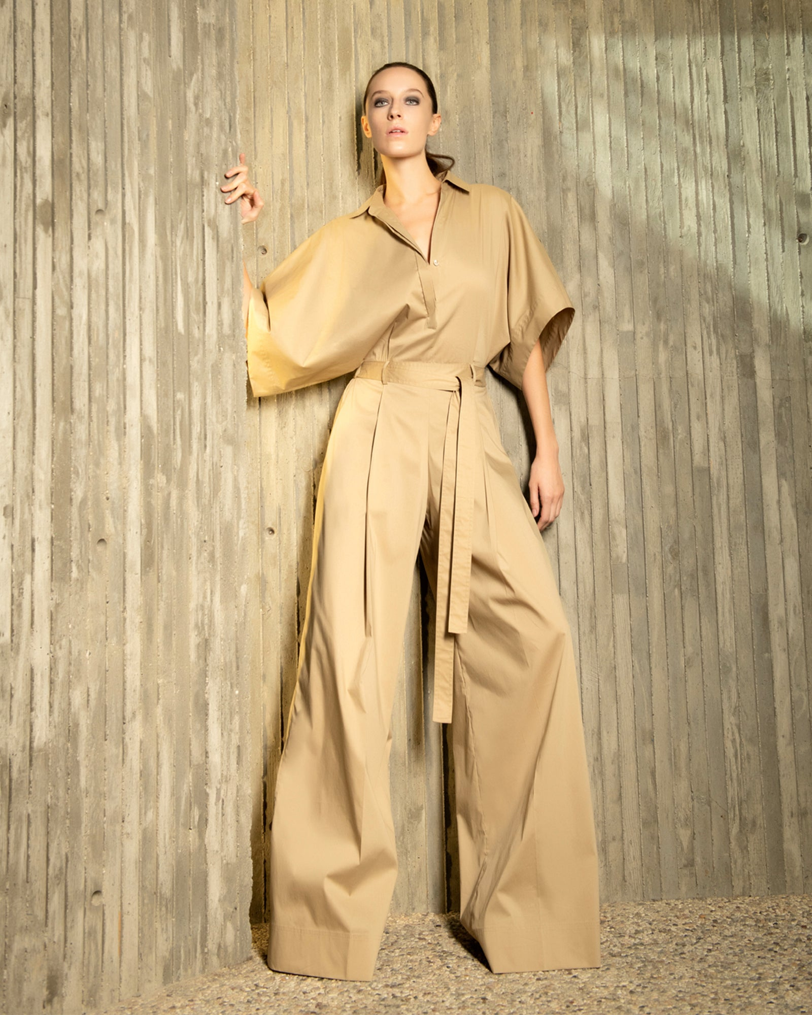 Mina Cotton Jumpsuit