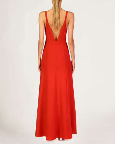 Ginger Halter Gown