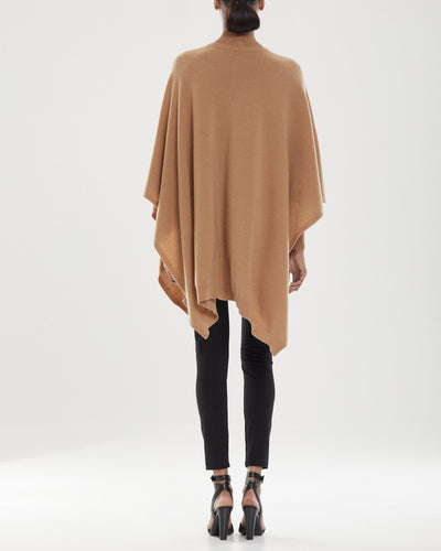 Kelly Poncho Sweater