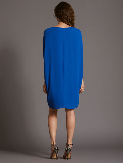 Cocoon Dress - Halston