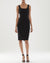 Cora Fitted Midi Dress