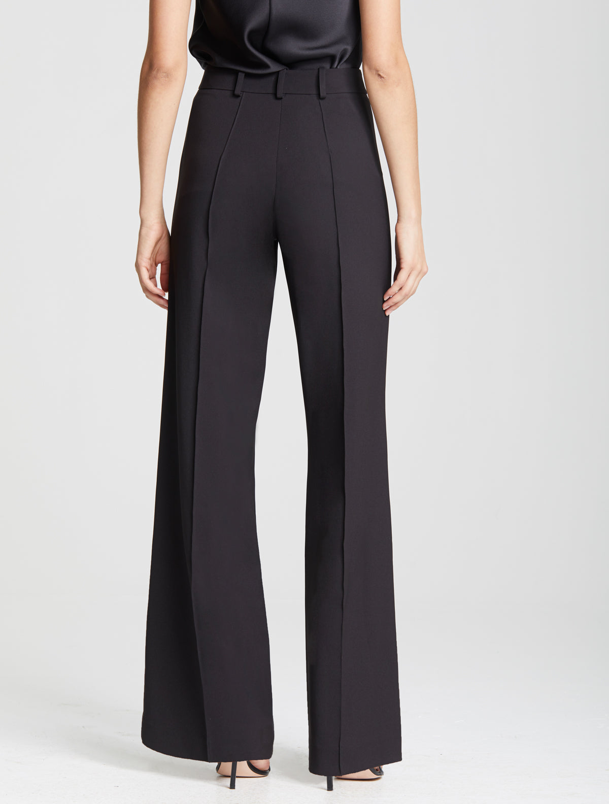 Crepe Suiting Pant - Halston