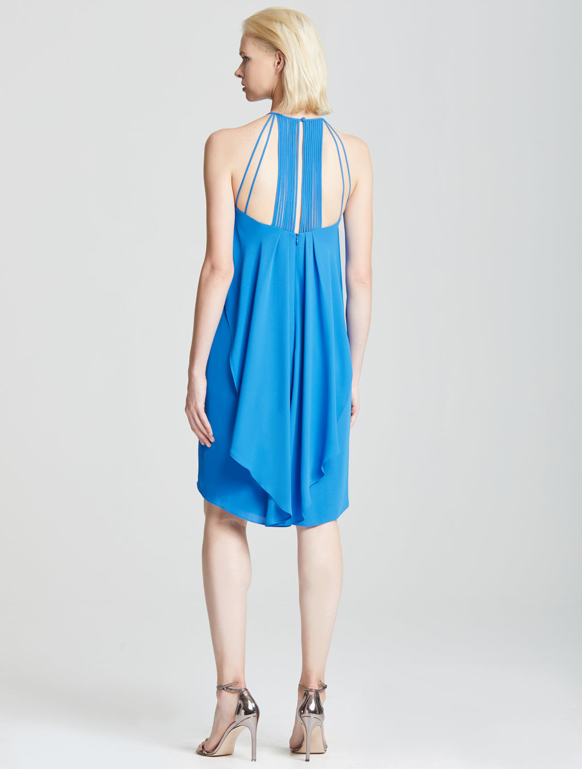 Multi Strap Dress - Halston