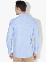 Riviera Print Button Down Shirt