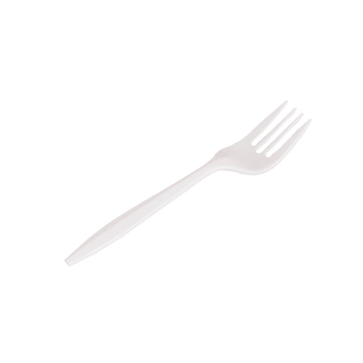 Fork, Medium Weight/White (1000/cs)_PP